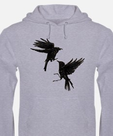THREE HORSES ORIGINAL DESIGN Hoodie
