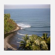 Honoli'i Beach Tile Coaster