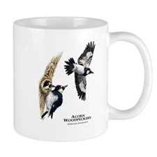 Acorn Woodpeckers Mug