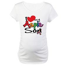 I Love My Aspie Son Shirt