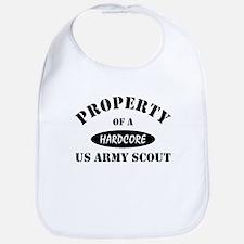 Propert of a US Army Scout Bib