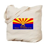 SB1070 Tote Bag