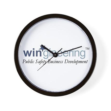 Wingineering Wall Clock