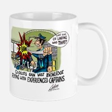 First Officer Mug