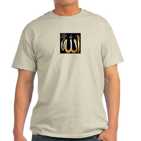 ALLAHU AKBAR Light T-Shirt