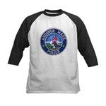 Andover Massachusetts Police Kids Baseball Jersey