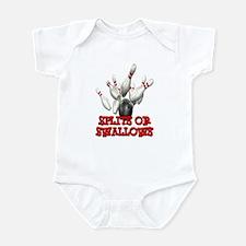 Splits or Swallows Infant Bodysuit