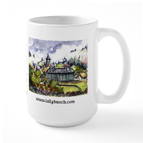 LOL Large Lally Brew Mug