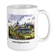 LOL Large Lally Brew Mug