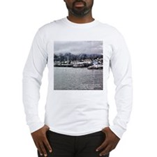 DOCKS - PIERS - WHARFS Long Sleeve T-Shirt