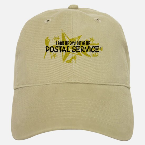 I ROCK THE S#%! - POSTAL SERVICE Baseball Baseball Cap