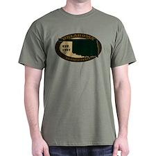 Oklahoma Est. 1907 T-Shirt