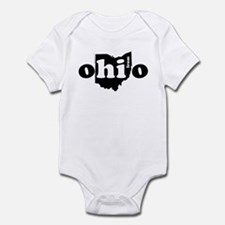 Hi From Ohio Infant Bodysuit