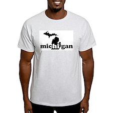Hi From MI T-Shirt