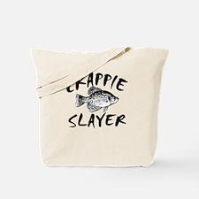 CRAPPIE SLAYER Tote Bag