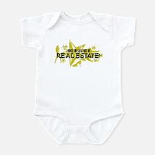 I ROCK THE S#%! - REAL ESTATE Infant Bodysuit
