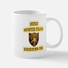 Norco Mounted Police Mug