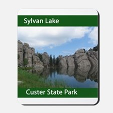 Sylvan Lake Mousepad