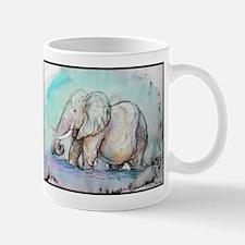Elephant, Mug