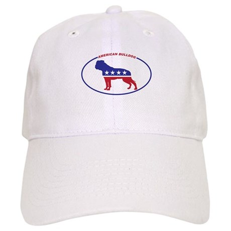 American Bulldog Political Cap