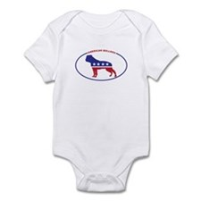 American Bulldog Political Onesie