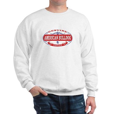 American Bulldog Owner Sweatshirt
