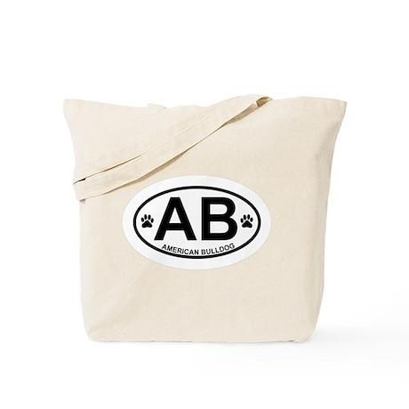 American Bulldog Products Tote Bag
