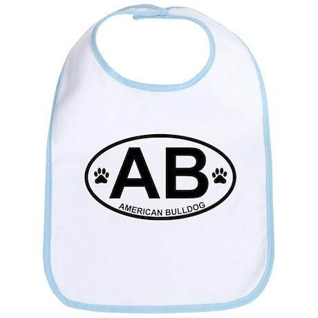 American Bulldog Products Bib