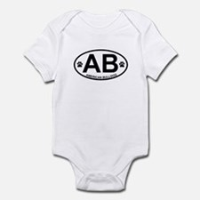 American Bulldog Products Onesie