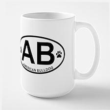 American Bulldog Products Mug