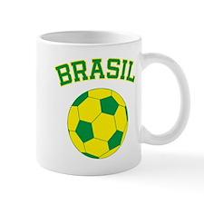 Brasil Futebol Mug