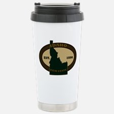 Idaho Est. 1890 Stainless Steel Travel Mug