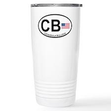 Catahoula Bulldog Travel Mug