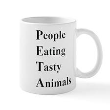 Tasty PETA Mug
