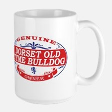 Dorset Old Tyme Bulldog Large Mug