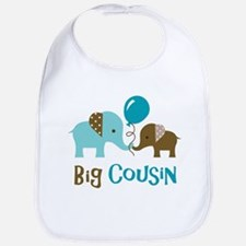 Big Cousin - Elephant Bib