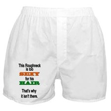 Only the Strong Boxer Shorts