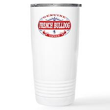 French Bulldog Owner Travel Mug