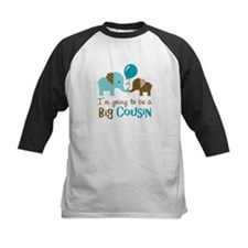 Big Cousin to be - Elephant Tee