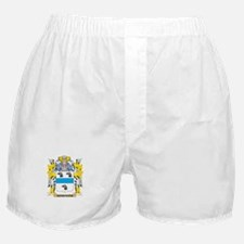 Schrader Family Crest - Coat of Arms Boxer Shorts