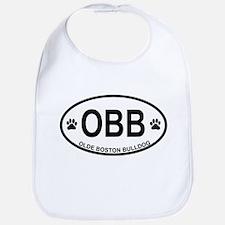 Olde Boston Bulldog Bib