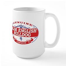 Olde English Bulldog Owner Mug