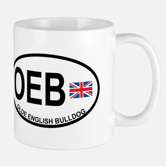 Olde English Bulldog Mug