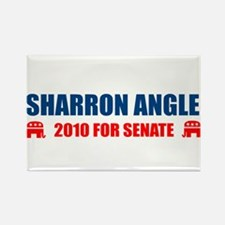 Cute Sharon Rectangle Magnet