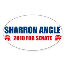 Cute Sharron angle Decal
