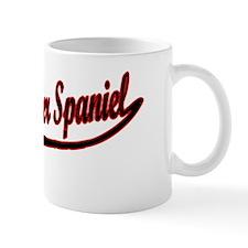 American Water Spaniel Varsity Mug