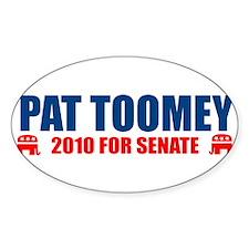 Cute Pat toomey Decal