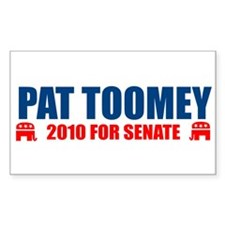 Cute Pat toomey Decal