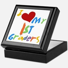 I Love My 1st Graders Keepsake Box