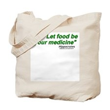 Unique Hippocrates Tote Bag